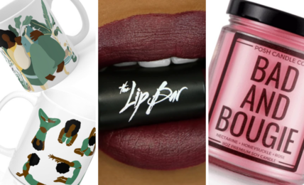 gift ideas for women from Black-owned businesses