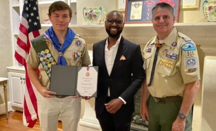 Eagle Scouts Teen